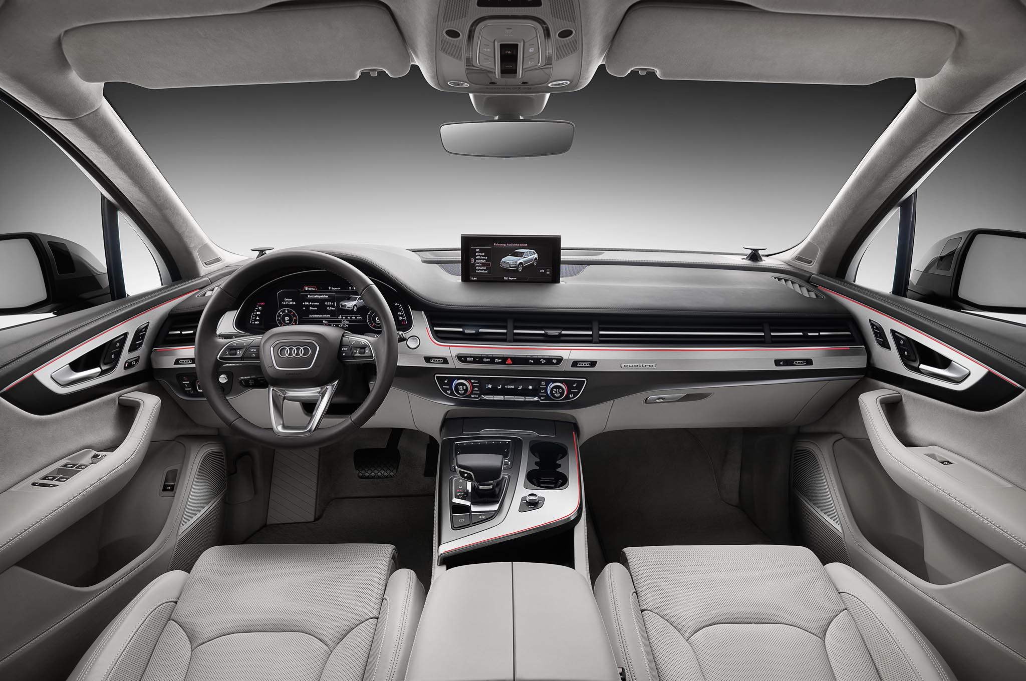 Audi SQ7 I 2016 - now SUV 5 door #5