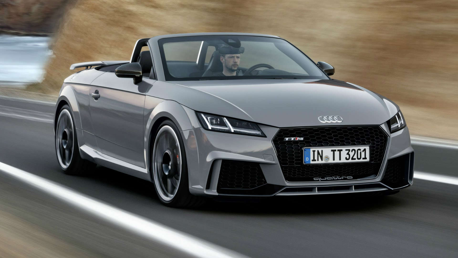 Audi TT RS III (8S) 2016 - now Roadster #6