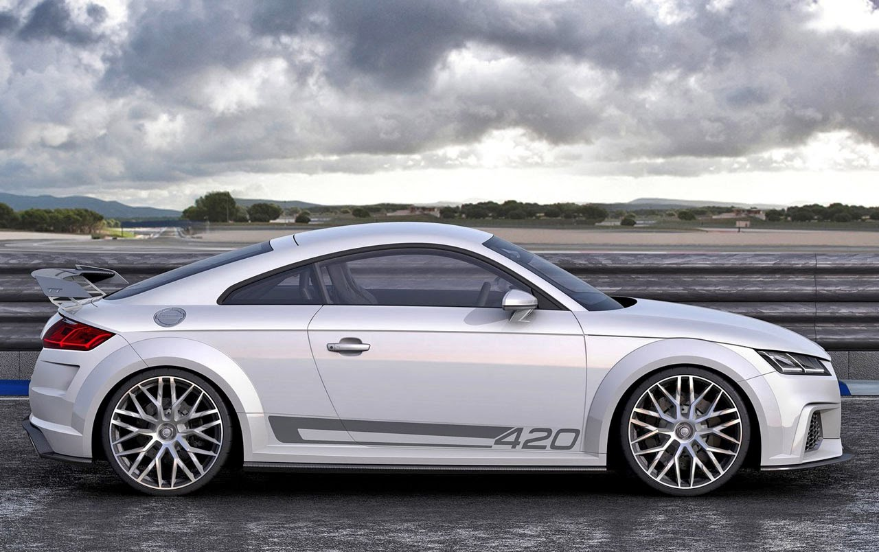 audi tt rs iii 8s 2016 now coupe outstanding cars. Black Bedroom Furniture Sets. Home Design Ideas