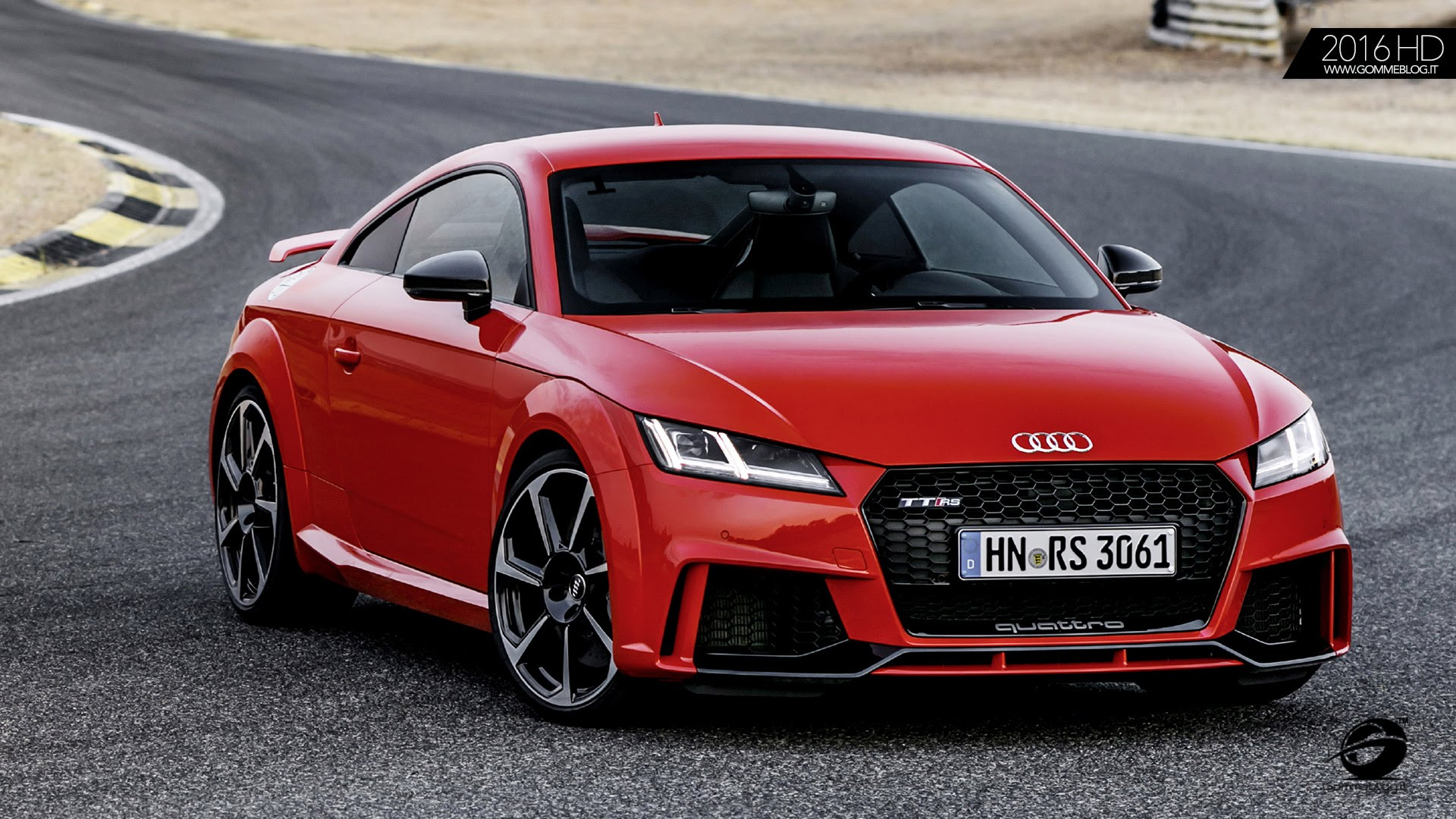 Audi TT RS III (8S) 2016 - now Roadster #4