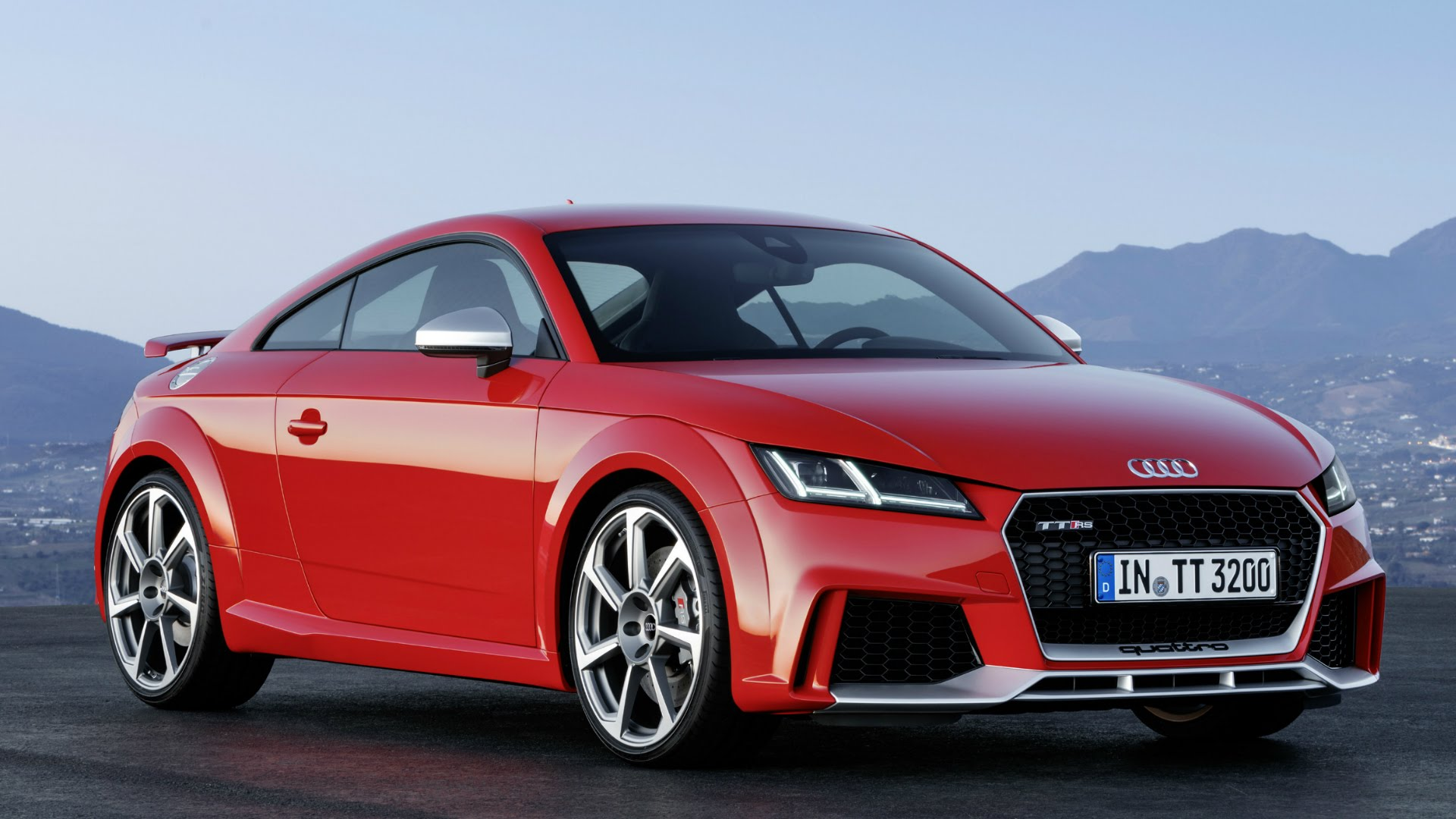 Audi TT RS III (8S) 2016 - now Roadster #7