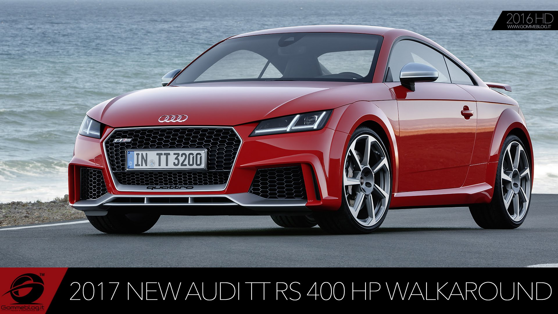 Audi TT RS III (8S) 2016 - now Roadster #1