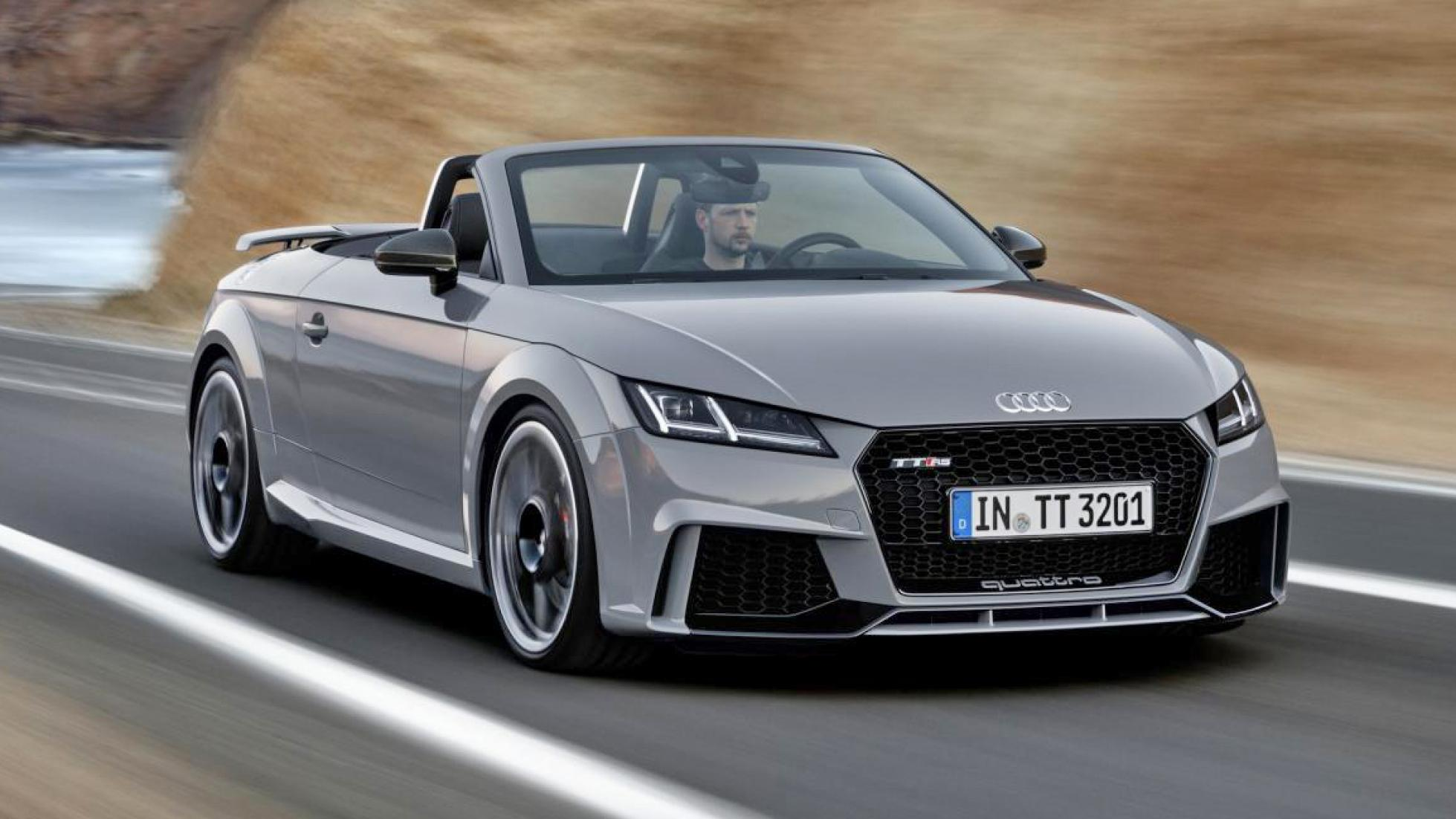 Audi TT RS III (8S) 2016 - now Roadster #5