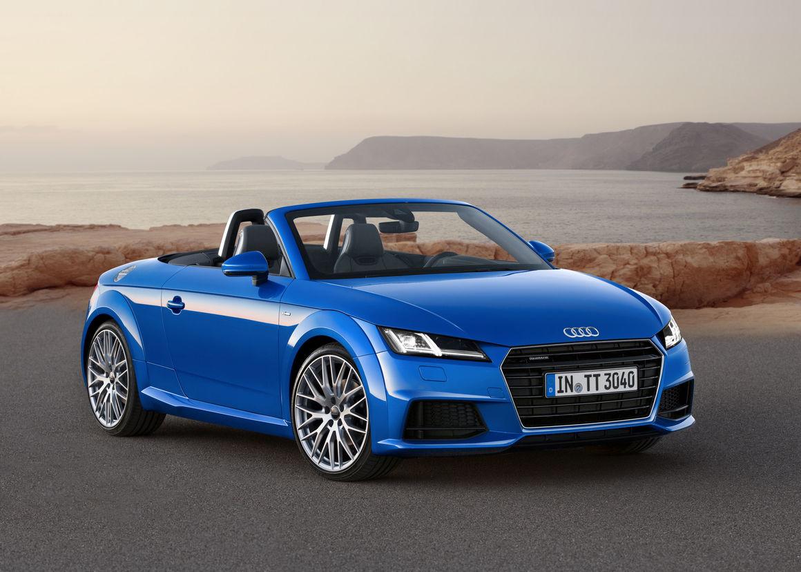 Audi TTS III (8S) 2014 - now Coupe #4