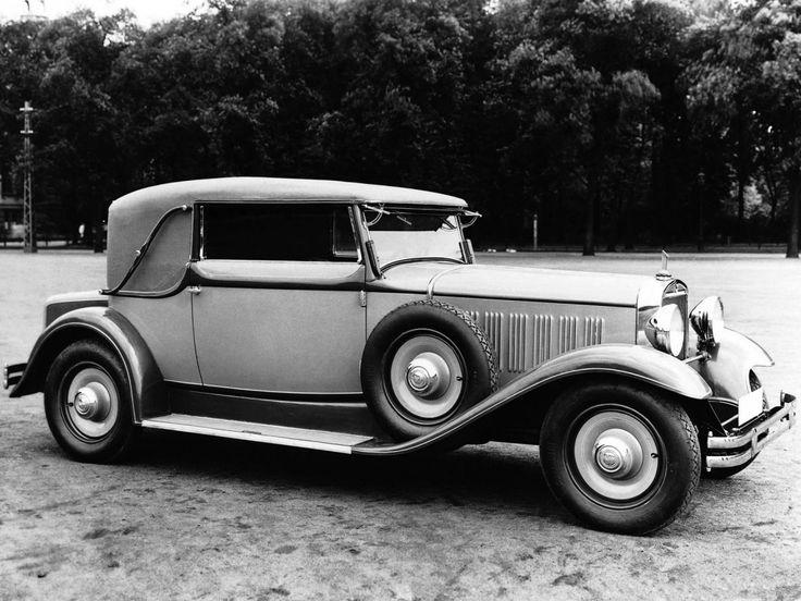 Audi Typ R 1927 - 1929 Cabriolet #1