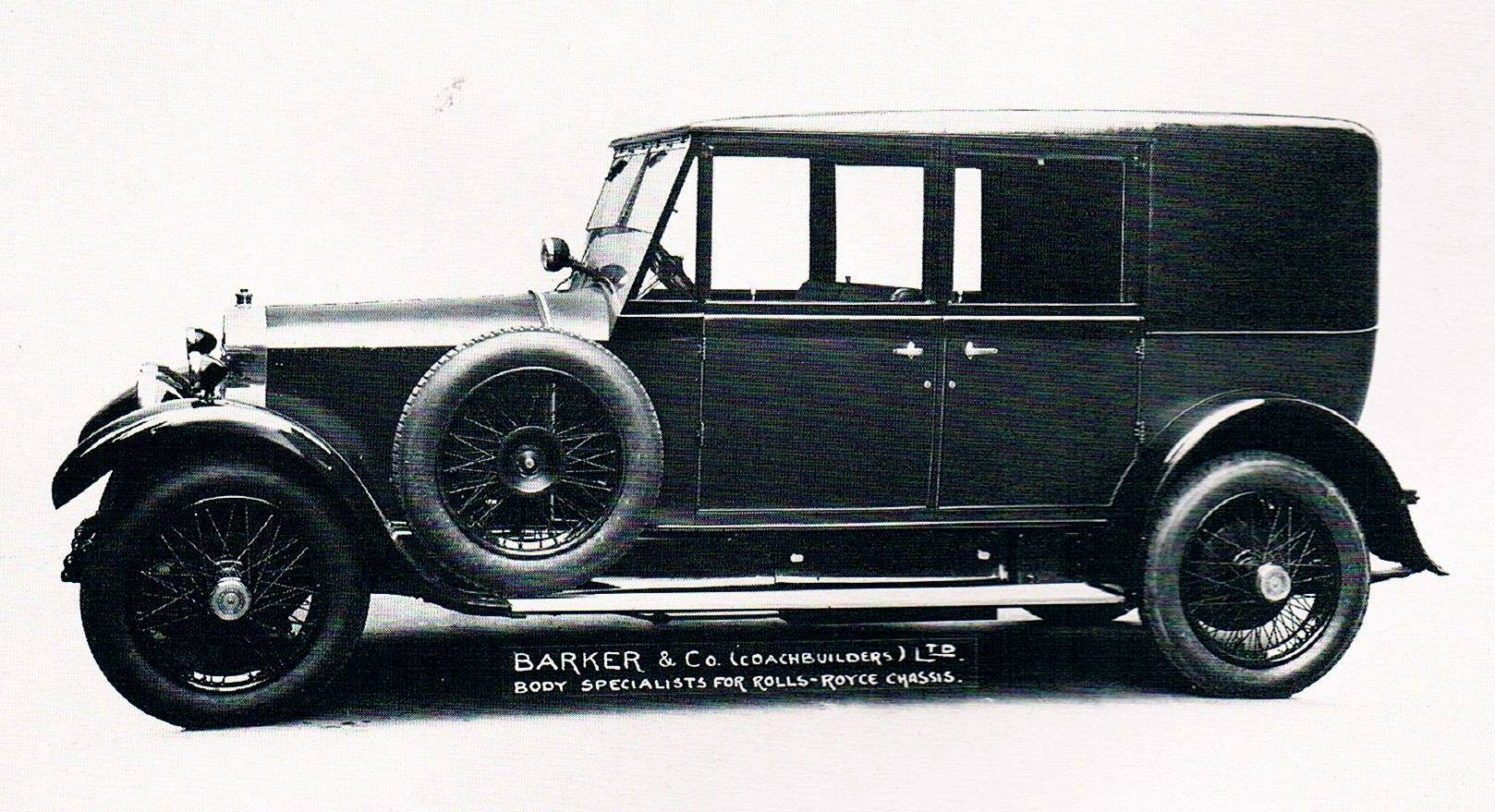 Audi Typ R 1927 - 1929 Cabriolet #6