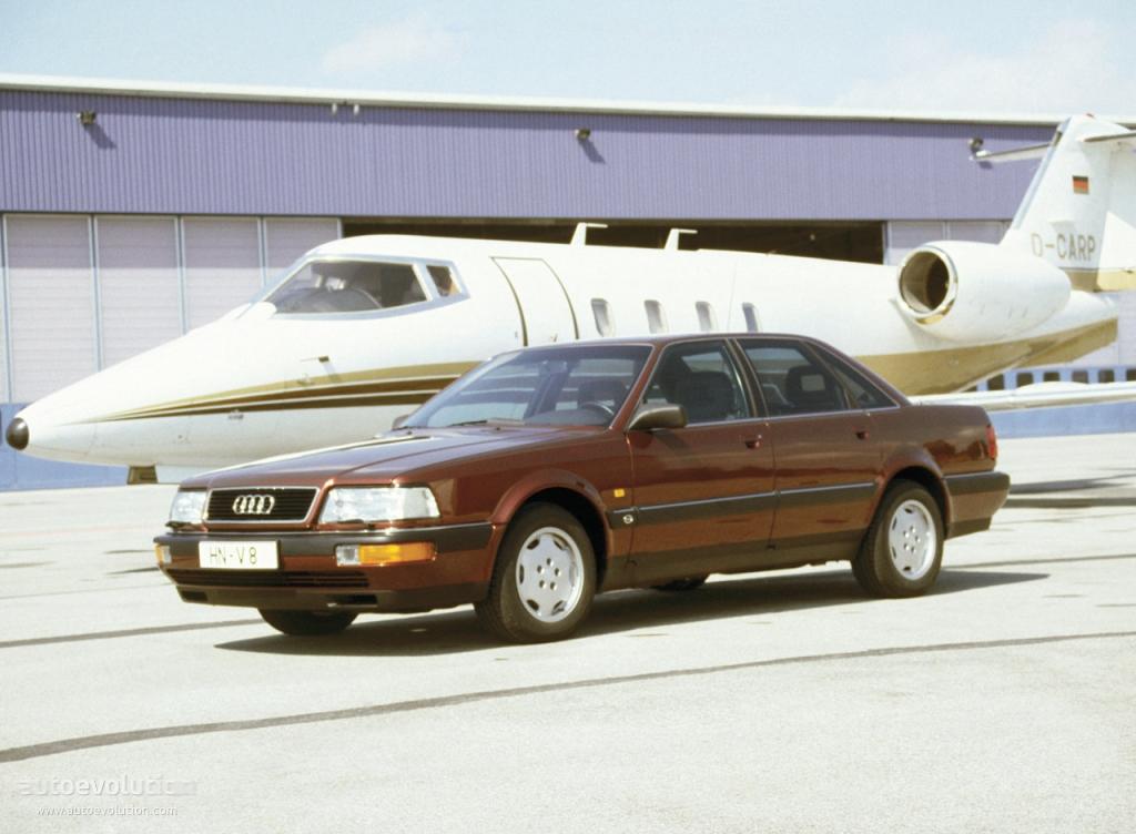 Audi V8 1988 - 1994 Sedan #2
