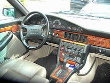 Audi V8 1988 - 1994 Sedan #7