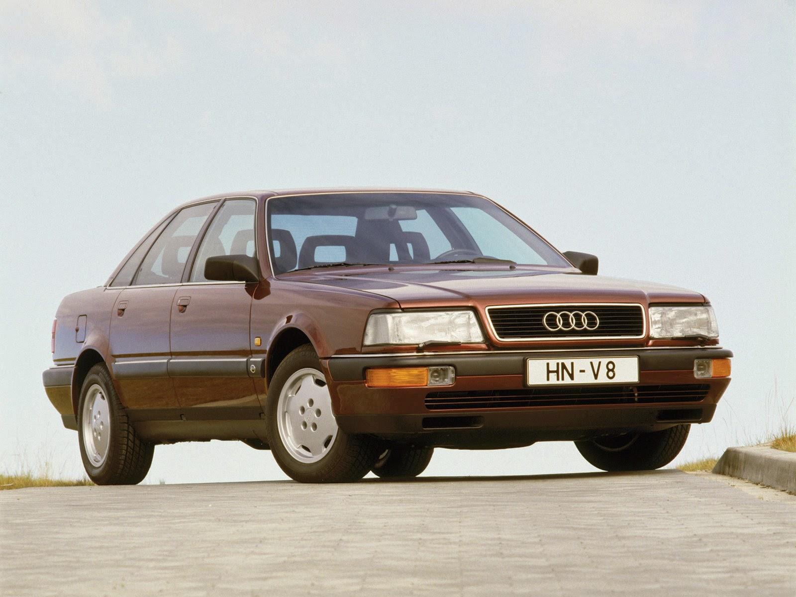 Audi V8 1988 - 1994 Sedan #4