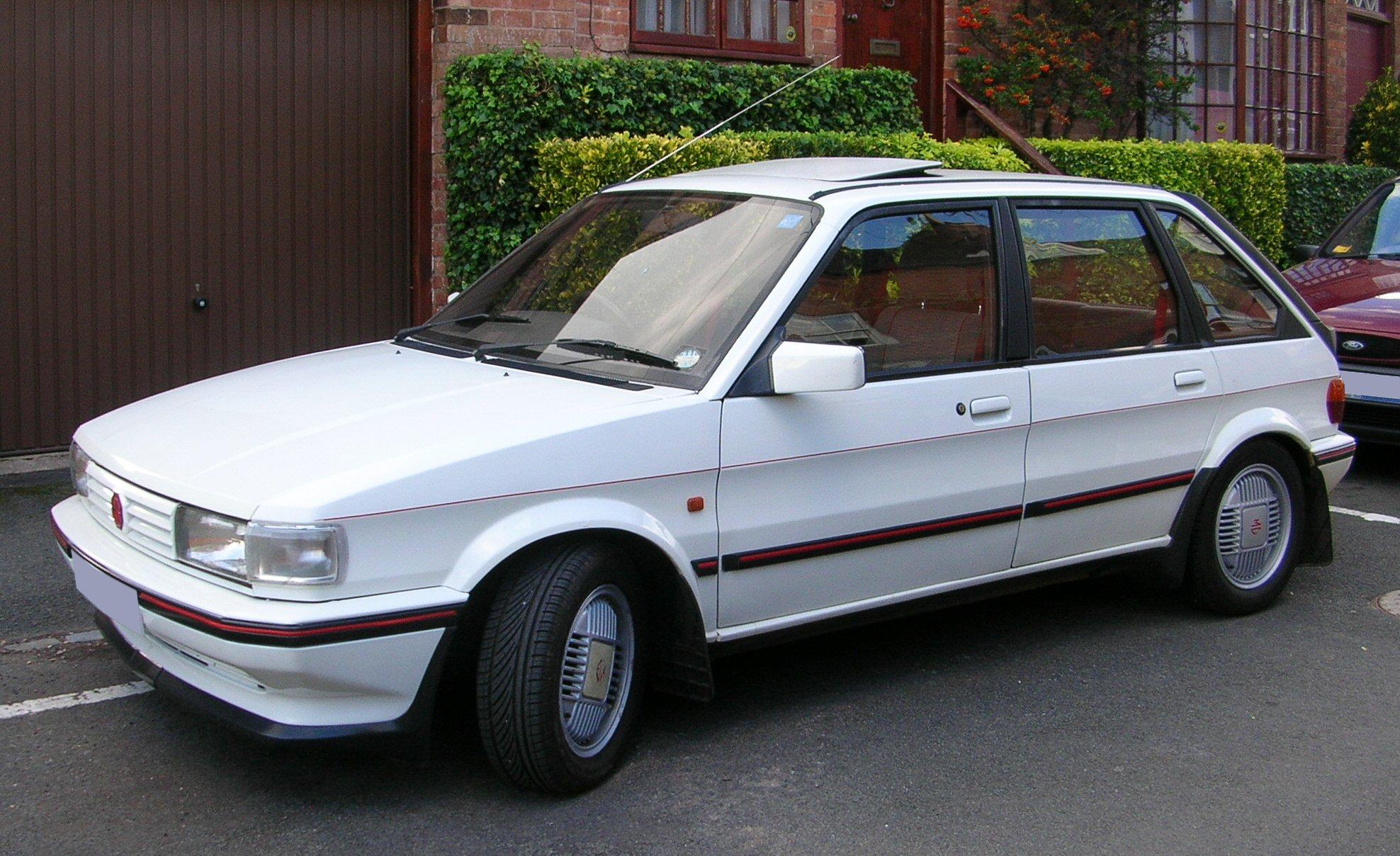 MG Montego 1984 - 1990 Sedan #7