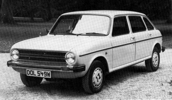 Austin Maxi II 1980 - 1982 Hatchback 5 door #3
