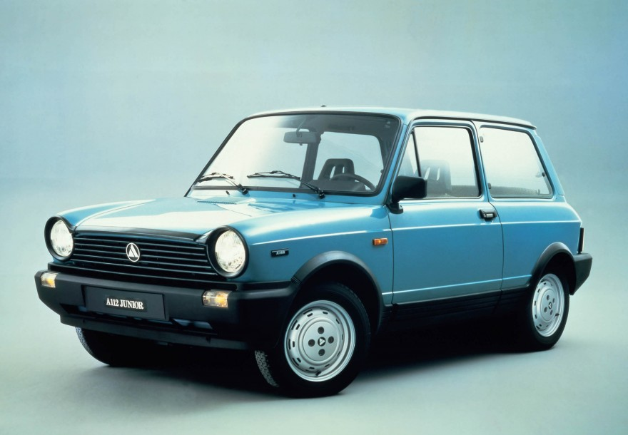 Lancia A 112 1982 - 1986 Hatchback 3 door #6