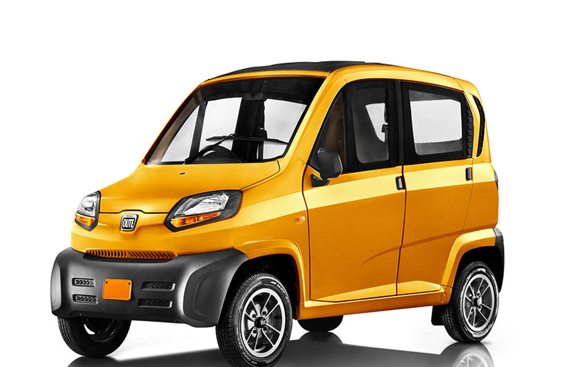 Bajaj Qute I 2016 - now Hatchback 4 door #3