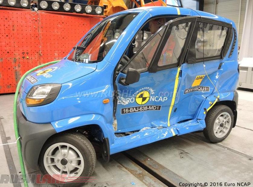 Bajaj Qute I 2016 - now Hatchback 4 door #4