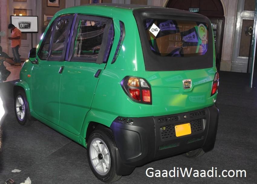 Bajaj Qute I 2016 - now Hatchback 4 door #6