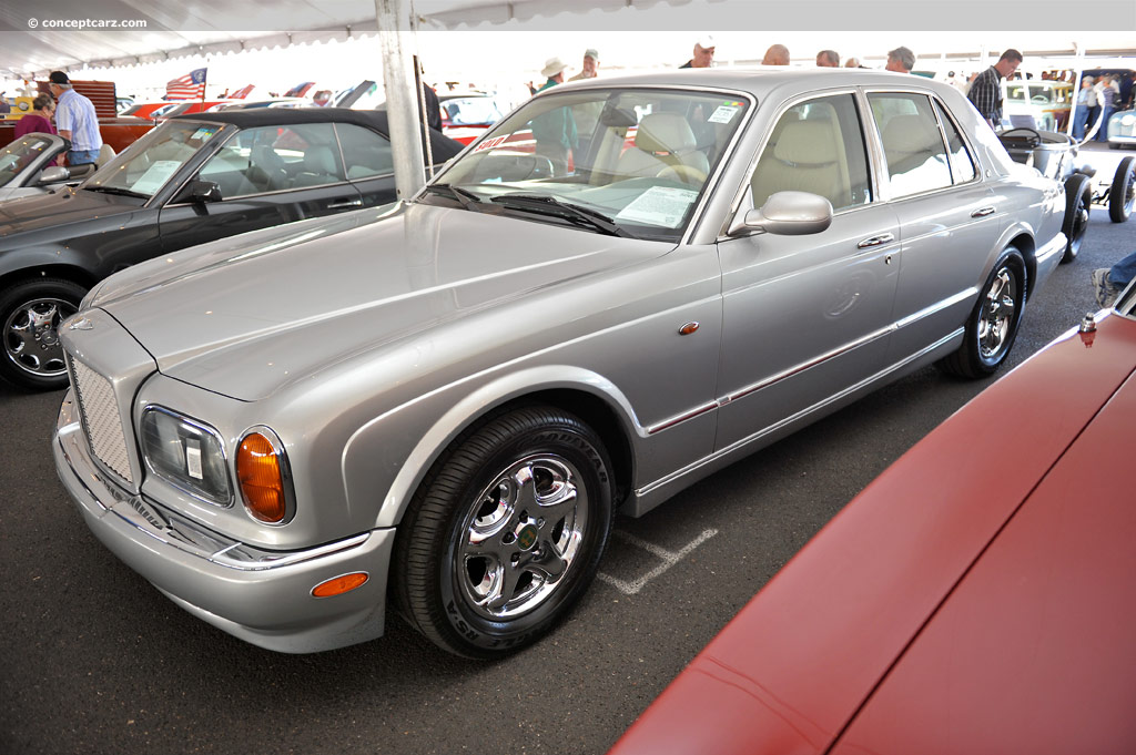 Bentley Arnage I 1998 - 2004 Sedan #2