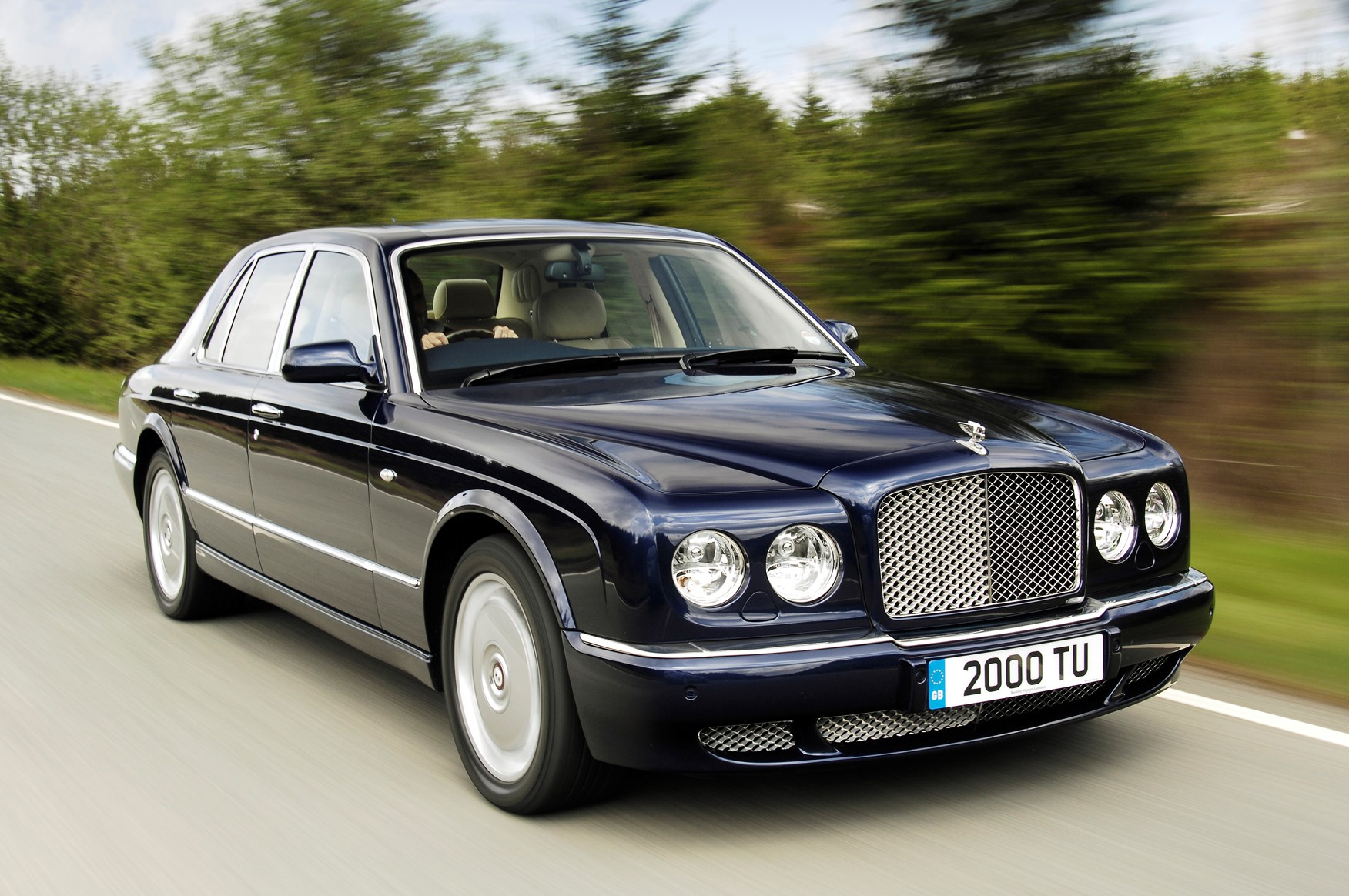 Bentley Arnage I 1998 - 2004 Sedan #3