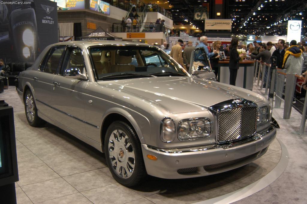 Bentley Arnage I 1998 - 2004 Sedan #5
