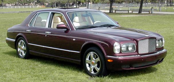 Bentley Arnage I 1998 - 2004 Sedan #8