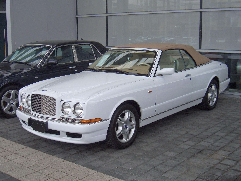 Bentley Azure I 1995 - 2003 Cabriolet #1