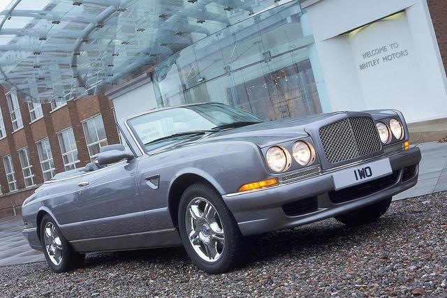Bentley Azure I 1995 - 2003 Cabriolet #5