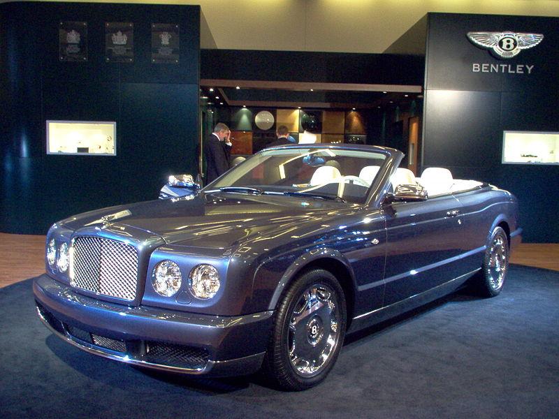 Bentley Azure I 1995 - 2003 Cabriolet #8