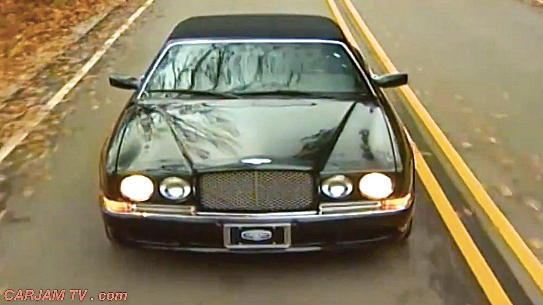 Bentley Azure I 1995 - 2003 Cabriolet #6