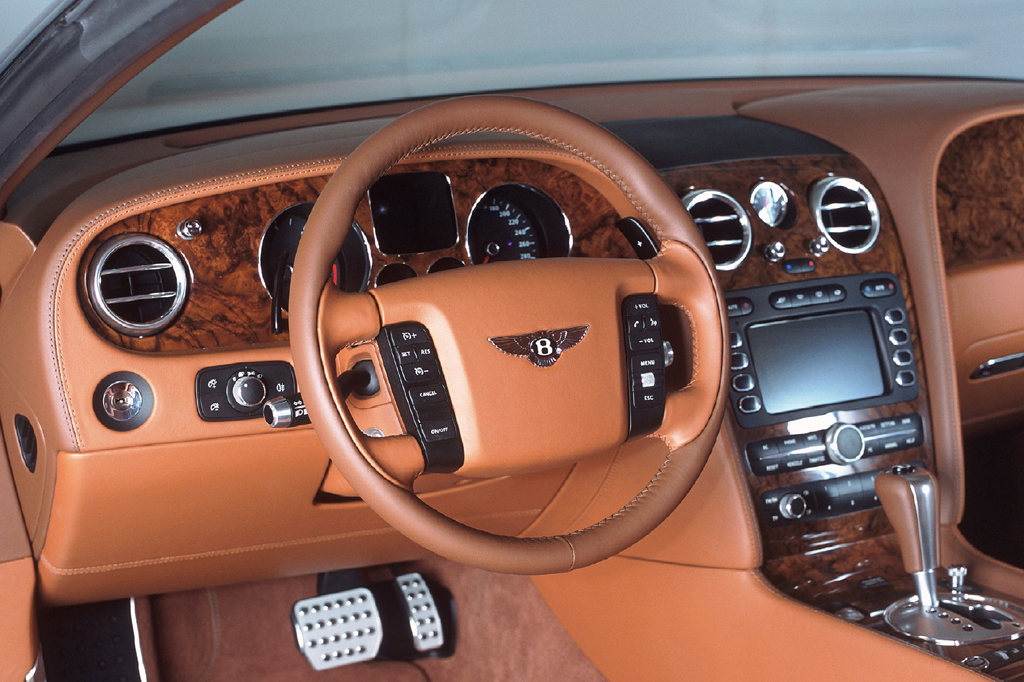 Bentley Continental GT I 2003 - 2011 Cabriolet #4
