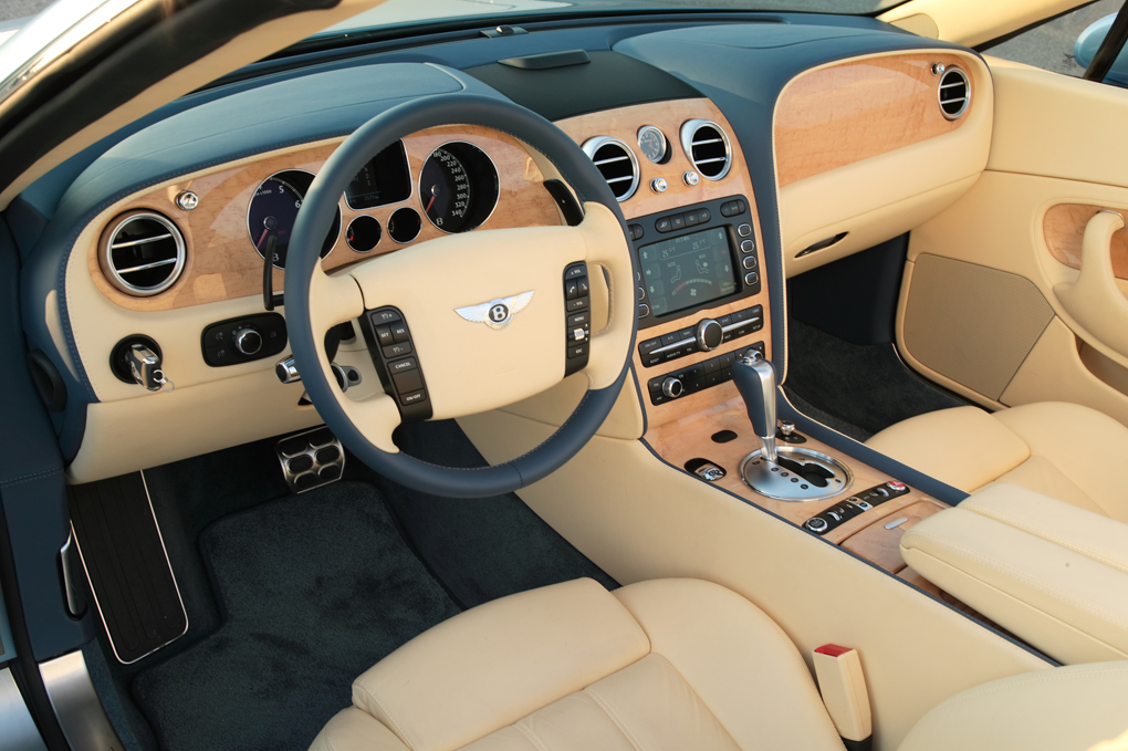 Bentley Continental GT I 2003 - 2011 Cabriolet #8