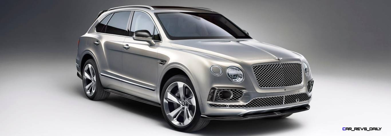 Bentley Bentayga I 2015 - now SUV 5 door #1