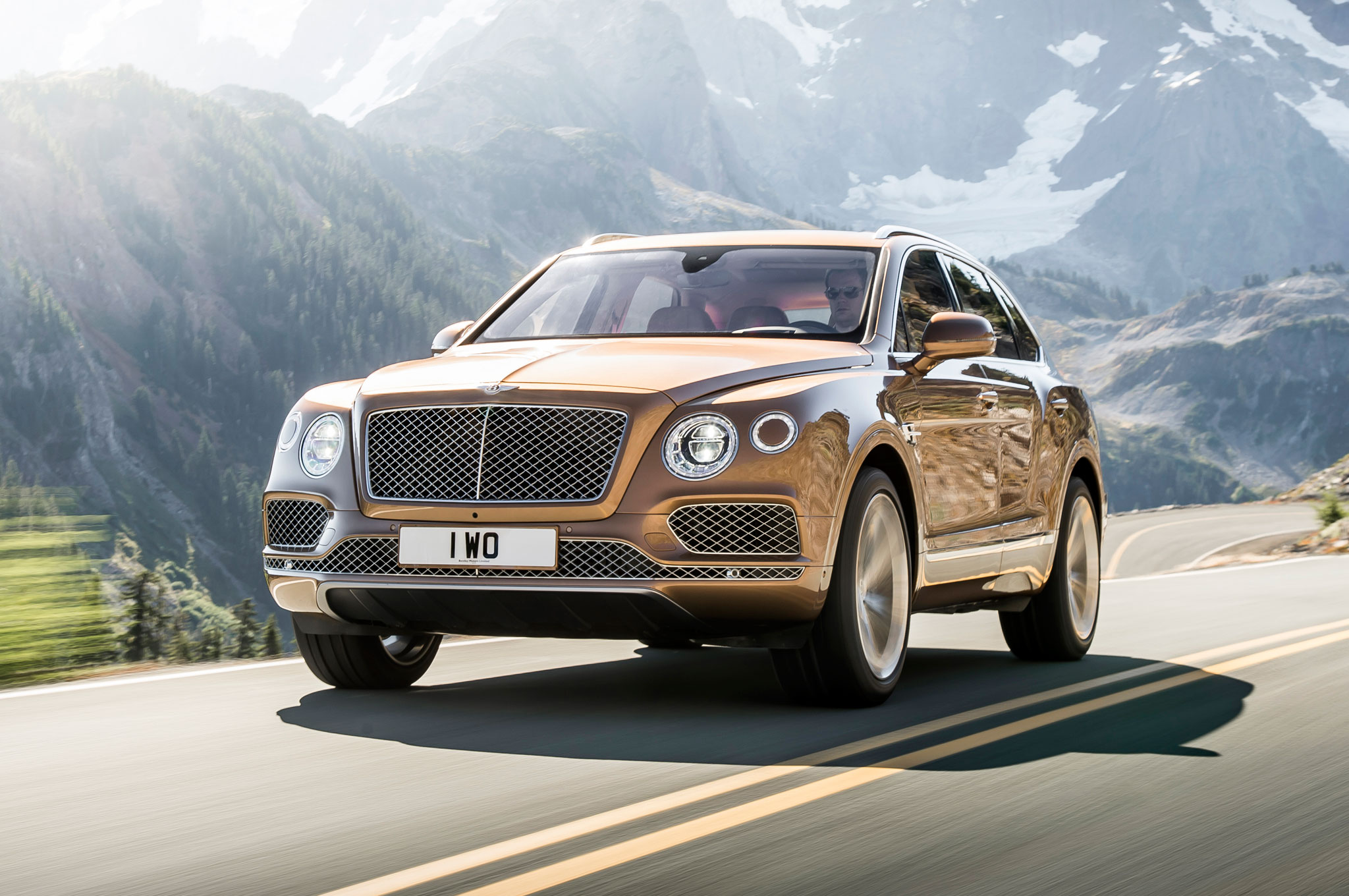 Bentley Bentayga I 2015 - now SUV 5 door #4