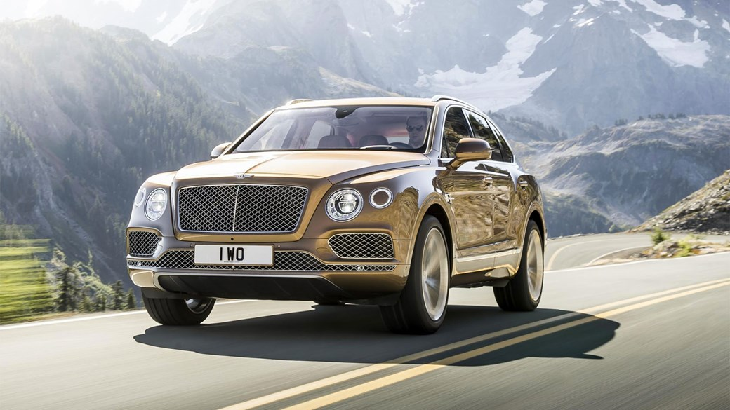 Bentley Bentayga I 2015 - now SUV 5 door #3