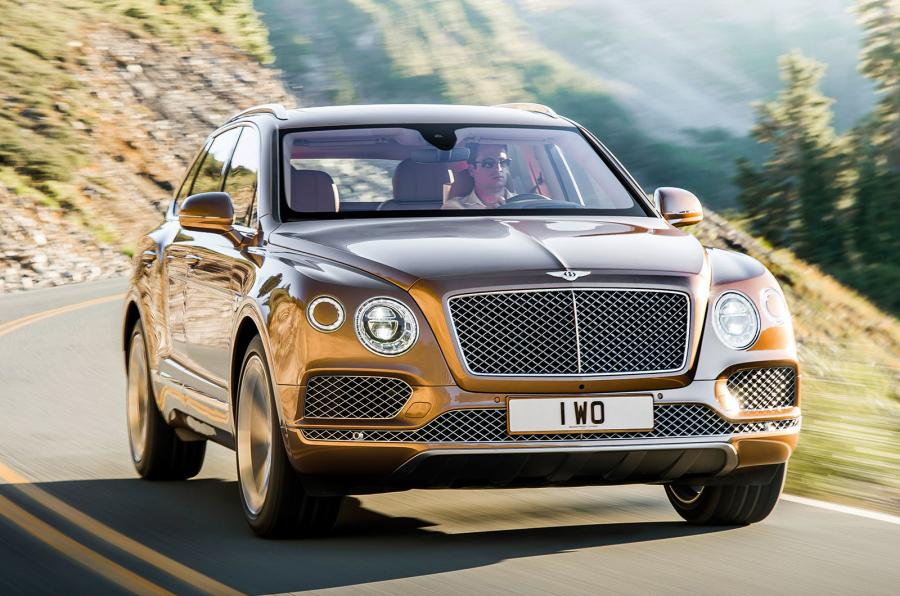 Bentley Bentayga I 2015 - now SUV 5 door #5