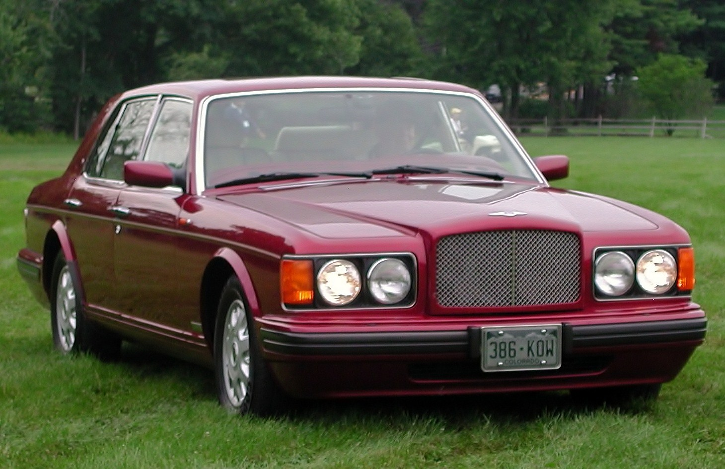 Bentley Brooklands I 1992 - 1998 Sedan #7