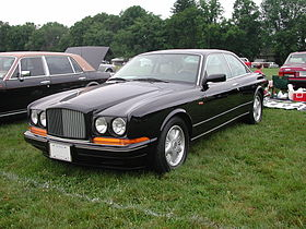 Bentley Brooklands I 1992 - 1998 Sedan #8