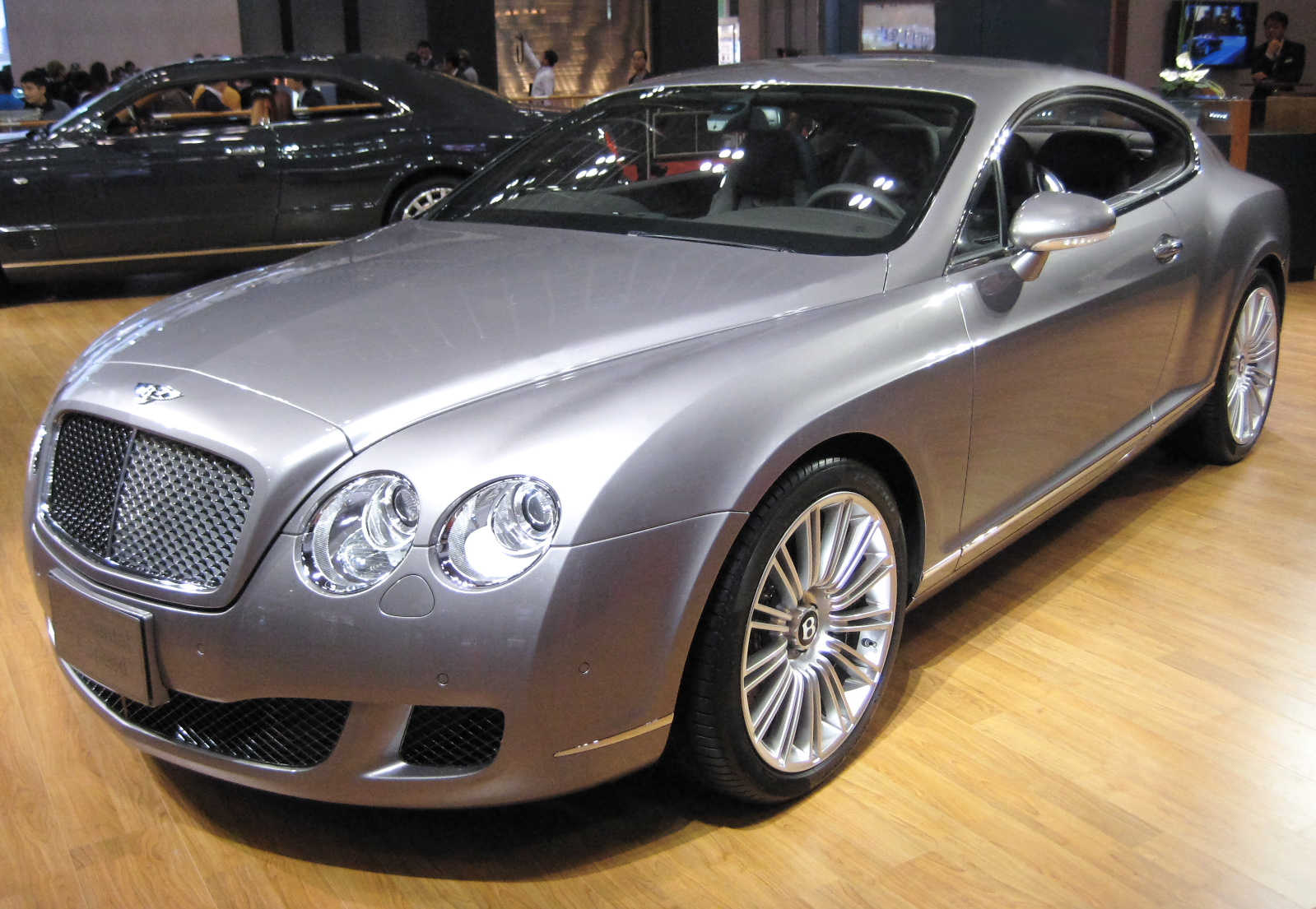 Bentley Continental GT I 2003 - 2011 Cabriolet #3