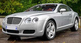 Bentley Continental GT I 2003 - 2011 Cabriolet #5