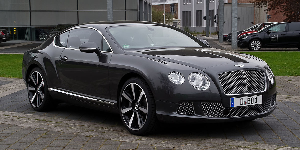 Bentley Continental GT I 2003 - 2011 Cabriolet #6