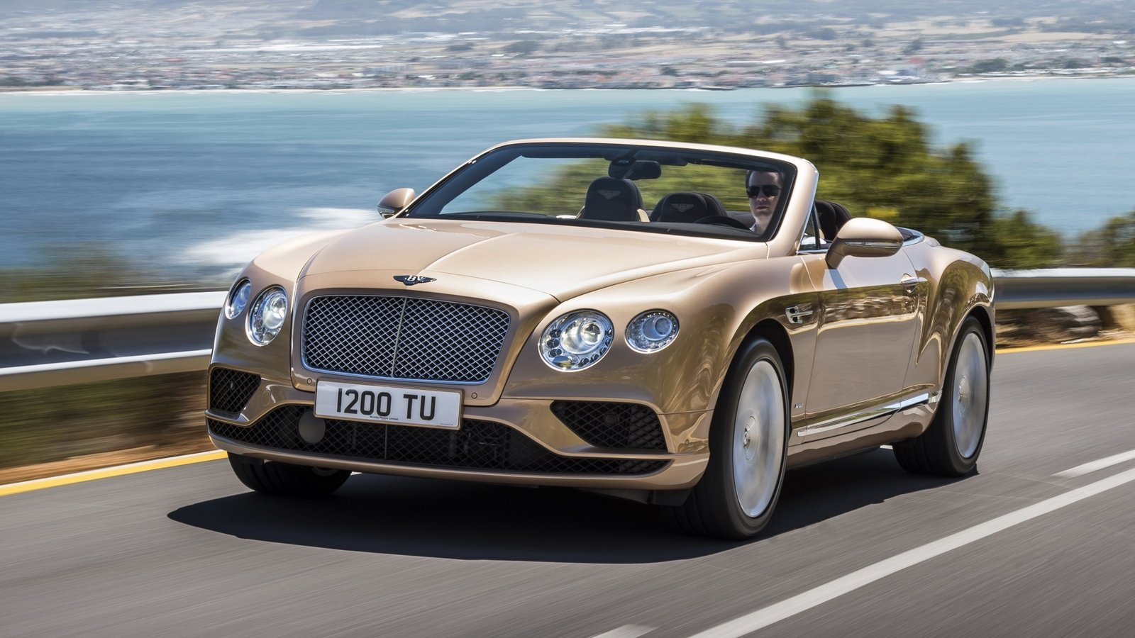 Bentley Continental GT II Restyling 2015 - now Cabriolet #4