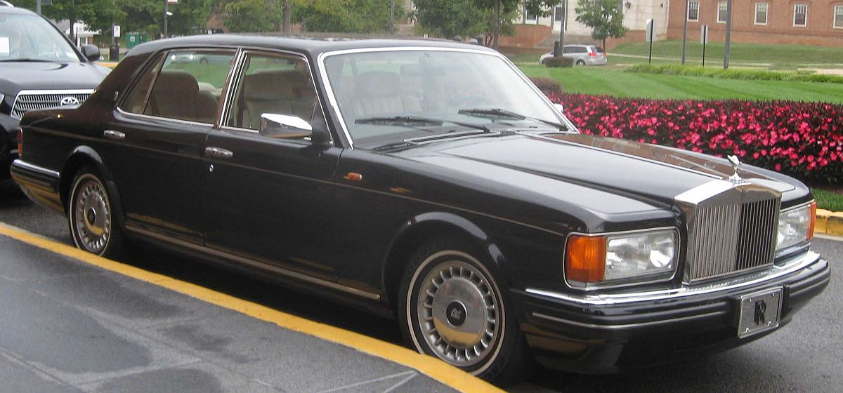Rolls-Royce Silver Spur Mark III 1993 - 1994 Sedan #6