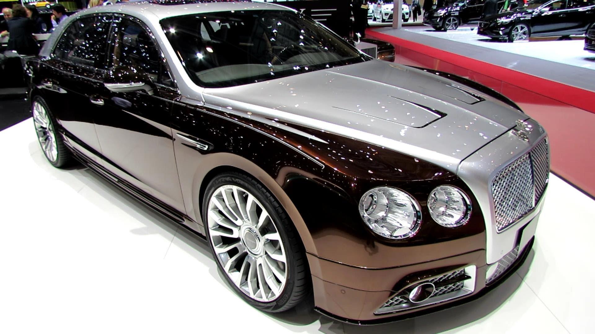 Bentley Flying Spur 2013 - now Sedan #5
