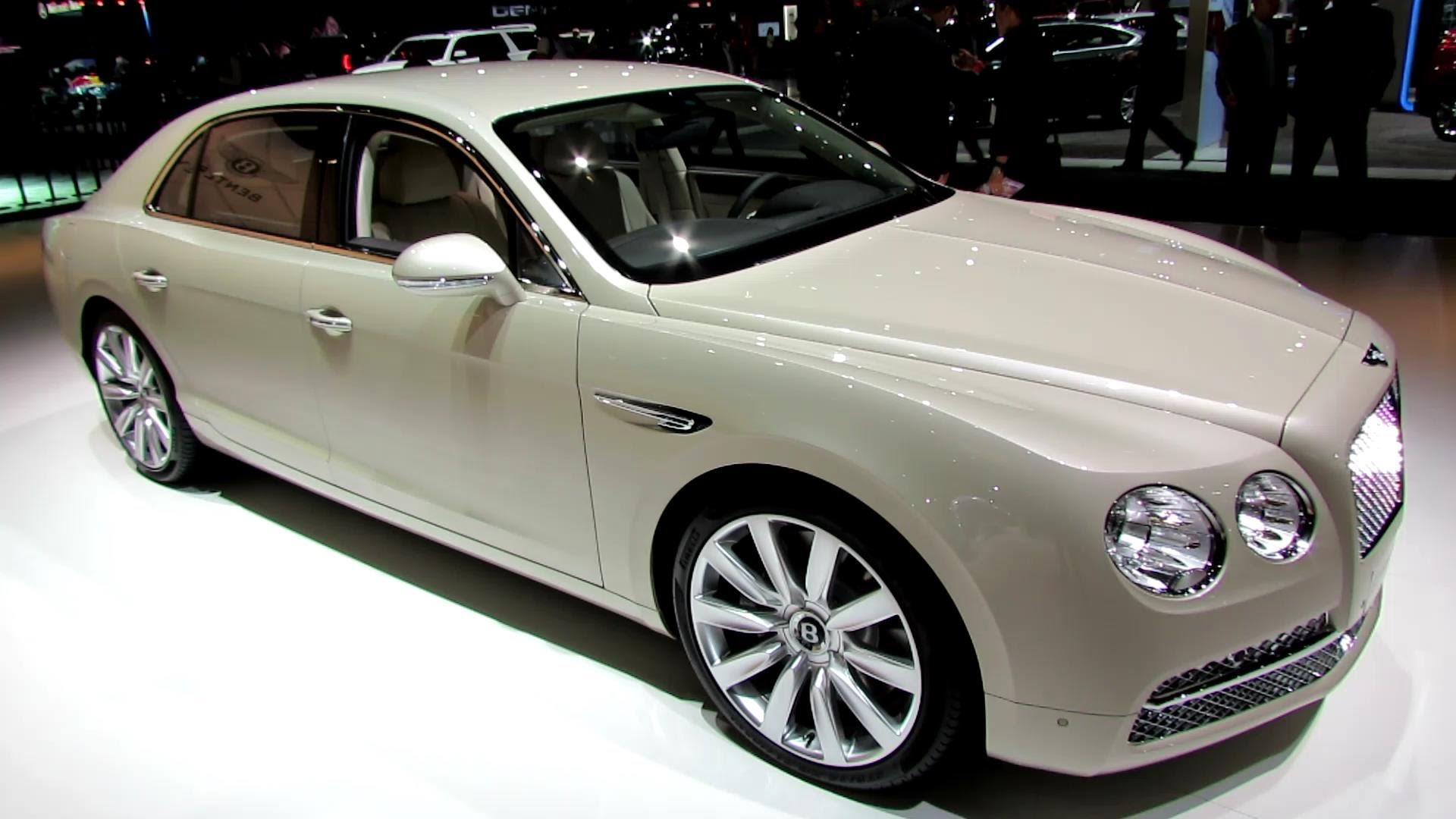 Bentley Flying Spur 2013 - now Sedan #6