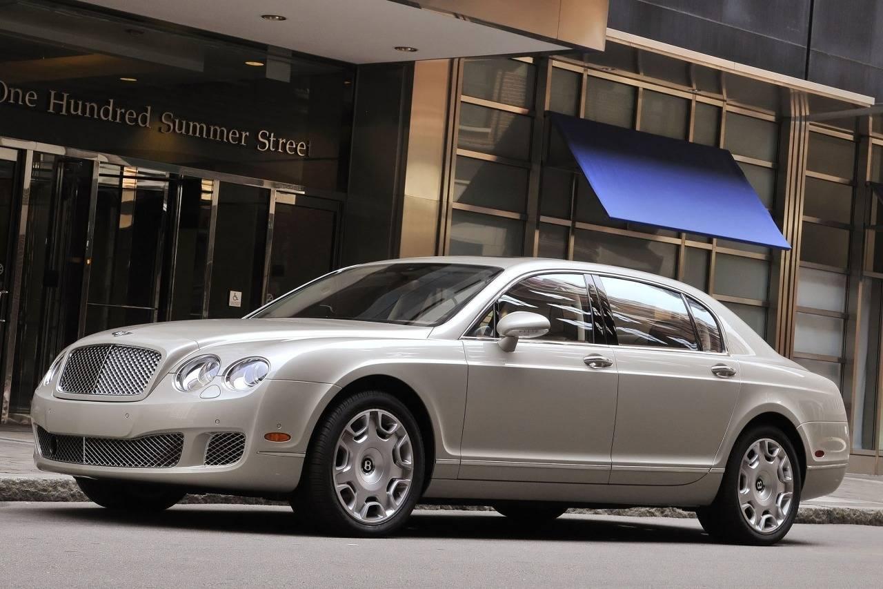 Bentley Flying Spur 2013 - now Sedan #8