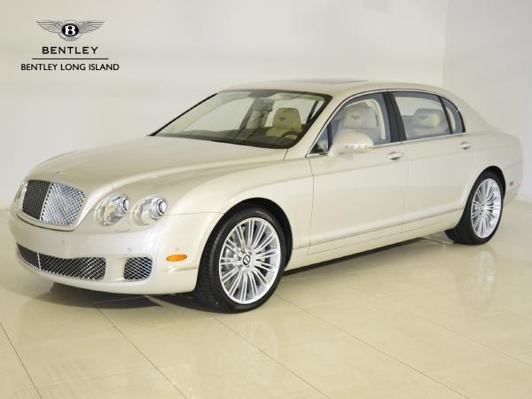 Bentley Flying Spur 2013 - now Sedan #3
