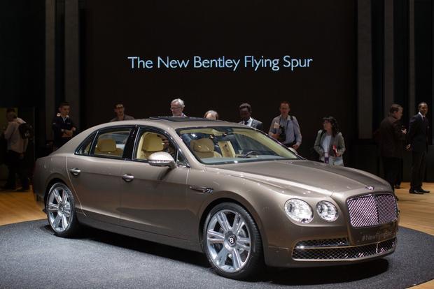 Bentley Flying Spur 2013 - now Sedan #2