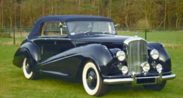 Bentley Mark VI 1946 - 1952 Coupe #5