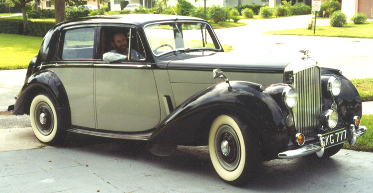 Bentley Mark VI 1946 - 1952 Coupe #6