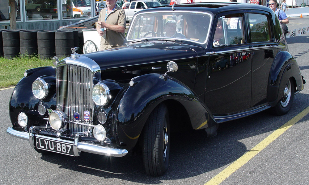 Bentley Mark VI 1946 - 1952 Coupe #4