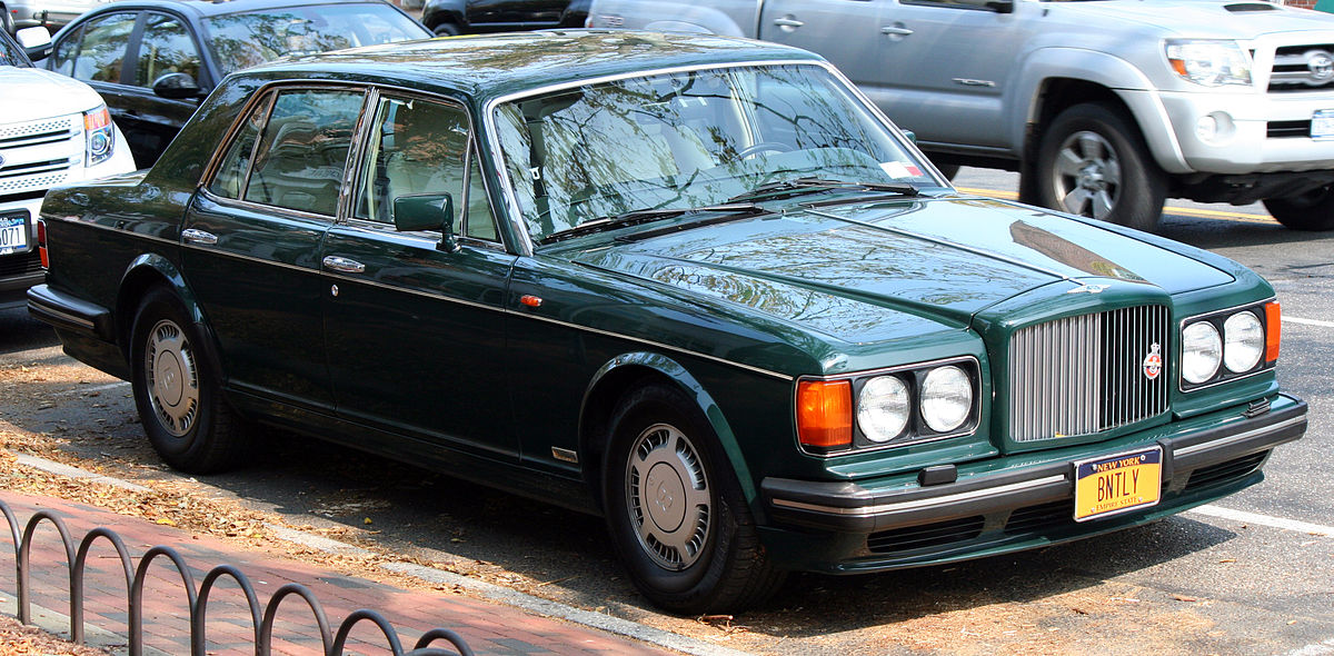 Bentley Turbo R 1989 - 1999 Sedan #8