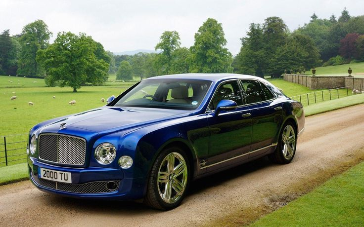 Bentley Mulsanne II Restyling 2016 - now Sedan #8